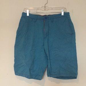 Blue Vans Shorts